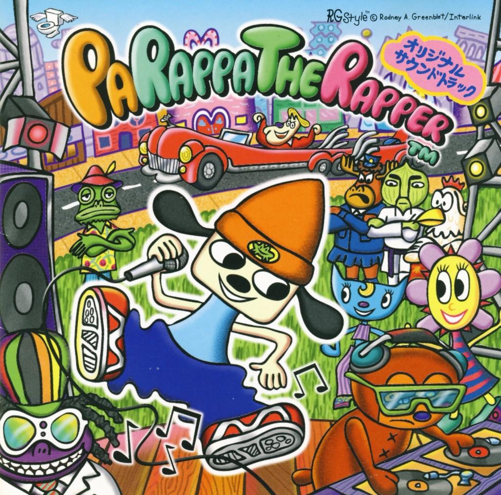 PaRappa_the_Rapper_CD
